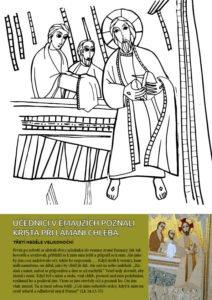 Pro děti: 3. neděle velikonoční, emauzští učedníci