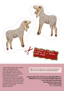 Pro děti: 4. neděle velikonoční, Ježíš dobrý pastýř