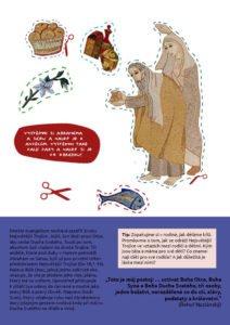 Pro děti: 6. neděle velikonoční; Otec, Syn a Duch svatý