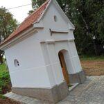 Obnovení kaple a studánky na Lutrštéku, Němčany